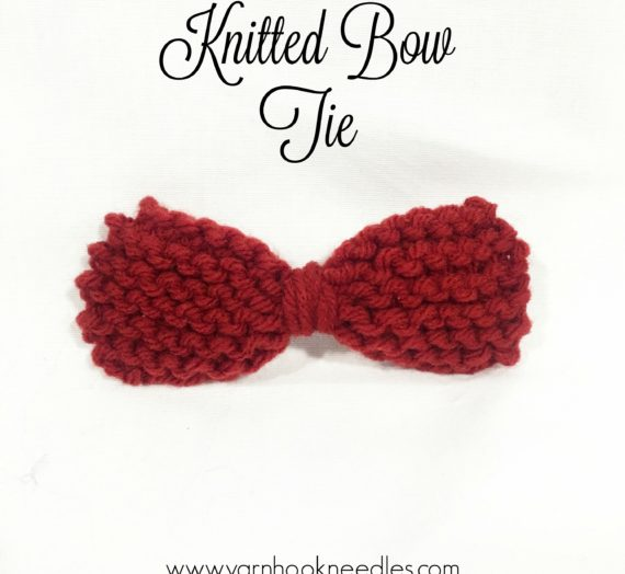 Flower Headbands and Bowties with FREE Knit and Crochet Patterns! – Yarn Hook Needle