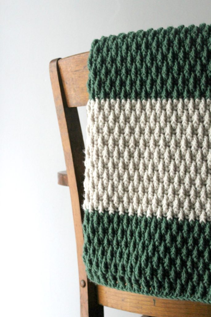 The Best Free Crochet Blanket Pattern You Ever Made