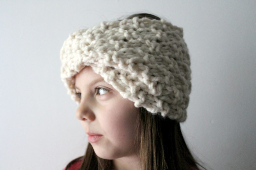 The Perfect Knit Twist Headband Yarnhookneedles