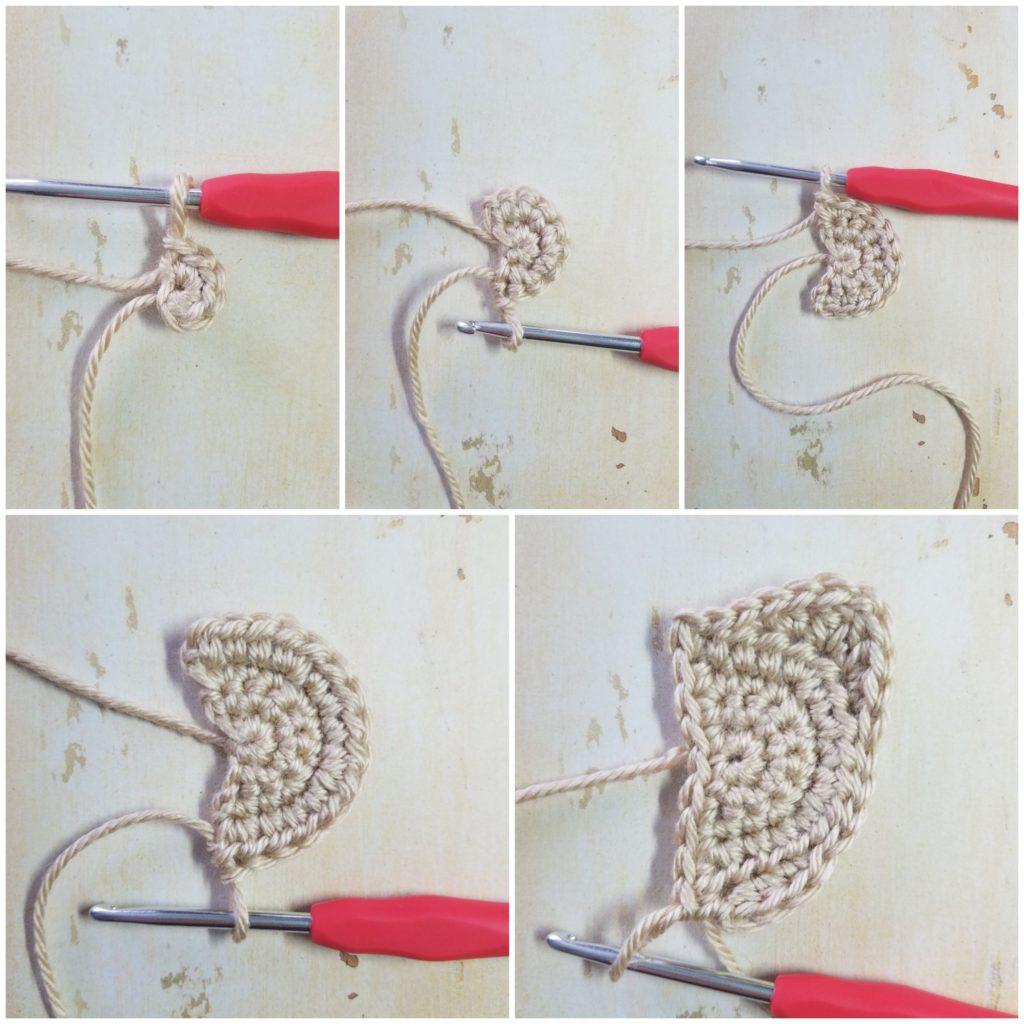 Star Stitch Crochet Elf Hat FREE Pattern With Ears